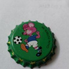 Coleccionismo Otros Botellas y Bebidas: A16. TAPON CORONA. CROWN CAPS. CHICLE FUTBOL 96. Lote 254903010