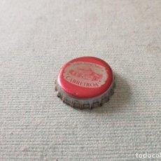 Coleccionismo Otros Botellas y Bebidas: CHAPA AGUA MINERAL CARBONATADA CABREIROÁ (TCI). Lote 255536690
