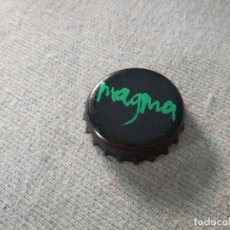 Coleccionismo Otros Botellas y Bebidas: CHAPA AGUA MINERAL CARBONATADA MAGMA 1 (CP). Lote 279377248