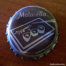 Collezionismo di Altre Bottiglie e Bevande: TAPÓN CORONA - CHAPA - AGUA MALAVELLA. Lote 261533875