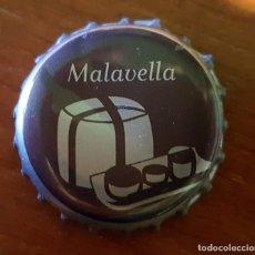Collezionismo di Altre Bottiglie e Bevande: TAPÓN CORONA - CHAPA - AGUA MALAVELLA. Lote 261533920
