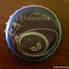 Collezionismo di Altre Bottiglie e Bevande: TAPÓN CORONA - CHAPA - AGUA MALAVELLA. Lote 261533980