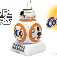 Coleccionismo Otros Botellas y Bebidas: COLA CAO - HUCHA ROBOT STAR WARS. Lote 267783939