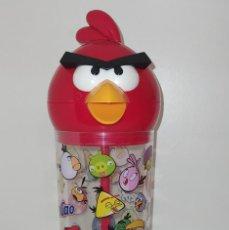 Coleccionismo Otros Botellas y Bebidas: COLA CAO - ANGRY BIRDS BATICAO. Lote 267785049