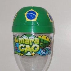 Coleccionismo Otros Botellas y Bebidas: COLA CAO - BATICAO MARACAO MUNDIAL FUTBOL BRASIL 2014. Lote 267785389