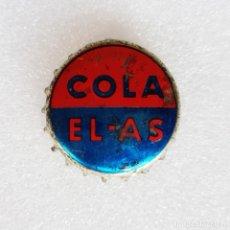 Coleccionismo Otros Botellas y Bebidas: TAPON CORONA COLA EL - AS . EDULCURANTE. Lote 268452844