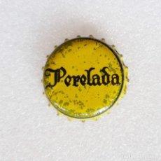 Coleccionismo Otros Botellas y Bebidas: TAPON CORONA PERELADA .. Lote 268457924