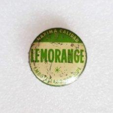 Coleccionismo Otros Botellas y Bebidas: TAPON CORONA LEMORANGE .. Lote 268458144
