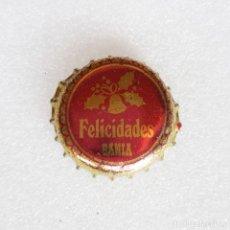 Coleccionismo Otros Botellas y Bebidas: TAPON CORONA RANIA FELICIDADES.. Lote 268458349