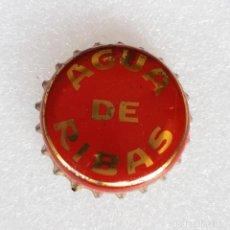 Coleccionismo Otros Botellas y Bebidas: TAPON CORONA AGUA DE RIBAS .. Lote 268458884