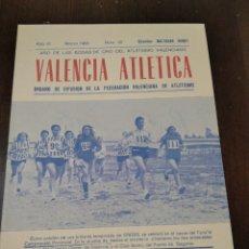 Coleccionismo Otros Botellas y Bebidas: VALENCIA ATLÉTICA 1968. Lote 268861974