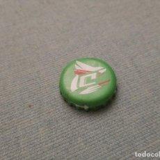 Coleccionismo Otros Botellas y Bebidas: CHAPA COCKTAIL ICE GREEN UKR. Lote 269003654