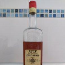Coleccionismo Otros Botellas y Bebidas: RON SAINT JAMES 60'S. Lote 269037279