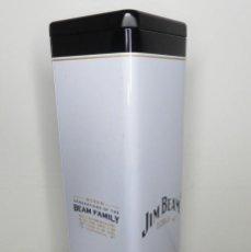 Coleccionismo Otros Botellas y Bebidas: LATA BOURBON JIN BEAN. Lote 287879858