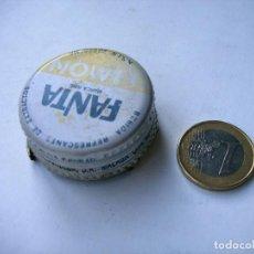 Coleccionismo Otros Botellas y Bebidas: ANTIGUO TAPÓN DE FANTA LIMON GRANDE MUY RARO. Lote 288608283