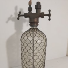 Coleccionismo Otros Botellas y Bebidas: ANTIGUO SIFON S. XIX. Lote 295617903