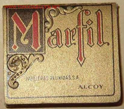 LIBRILLO PAPEL DE FUMAR MARFIL (Coleccionismo - Objetos para Fumar - Papel de fumar )