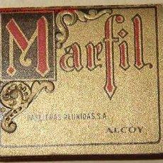 Papel de fumar: LIBRILLO PAPEL DE FUMAR MARFIL. Lote 19429237