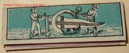 LIBRILLO PAPEL DE FUMAR CANOA (Coleccionismo - Objetos para Fumar - Papel de fumar )