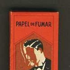 Papel de fumar: LIBRITO DE PAPEL DE FUMAR SMOKING. Lote 4318359