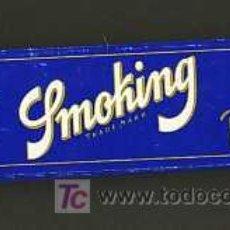 Papel de fumar: LIBRITO DE PAPEL DE FUMAR SMOKING. Lote 4318426