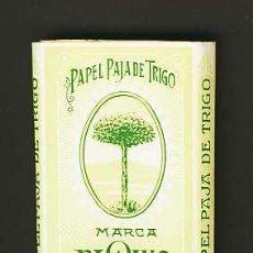 Papel de fumar: LIBRITO DE PAPEL DE FUMAR EL PINO. Lote 4318449