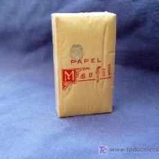 Papel de fumar: PAPEL DE FUMAR MARFIL. Lote 25154701