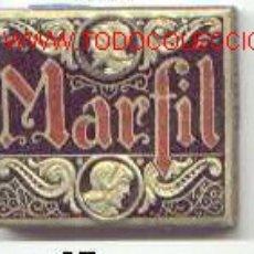 Papel de fumar: PAPEL DE FUMAR MARFIL. Lote 5932638