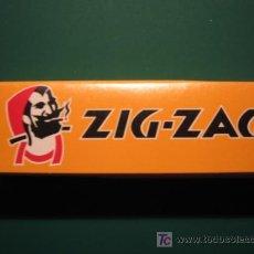 Papel de fumar: PAPEL DE FUMAR - ZIG ZAG. Lote 27437192