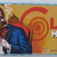 Papel de fumar: ANTIGUO PAPEL DE FUMAR - CLUB MODIANO- ITALIA....ENVIO GRATIS¡¡¡. Lote 18037347