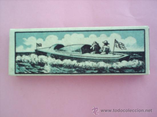 LIBRILLO PAPEL DE FUMAR , MARCA CANOA , ALCOY AÑOS 30 (Coleccionismo - Objetos para Fumar - Papel de fumar )