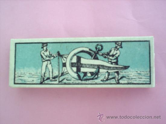 Papel de fumar: librillo papel de fumar , marca canoa , alcoy años 30 - Foto 2 - 126792300