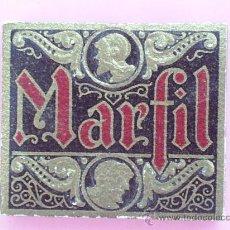 Papel de fumar: LIBRILLO PAPEL DE FUMAR - MARFIL - VISELADO , ALCOY AÑOS 30. Lote 21428476