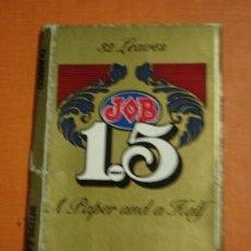 Papel de fumar: JOB 15 - PAPEL DE FUMAR . Lote 31894361