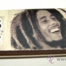 Papel de fumar: PAPEL DE FUMAR - * BOB MARLEY * 8 CM X 2 CM. Lote 33242045
