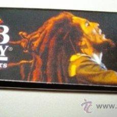 Papel de fumar: PAPEL DE FUMAR - * BOB MARLEY * 8 CM X 2 CM. Lote 33242047