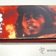 Papel de fumar: PAPEL DE FUMAR - * BOB MARLEY * 8 CM X 2 CM. Lote 33242080