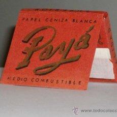 Papel de fumar: PAPEL DE FUMAR PAYA. Lote 35045579