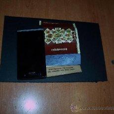 Papel de fumar: PAPEL DE FUMAR LA BARAJA - C. GISBERT TEROL / ALCOY - ENGOMADO. Lote 39234329
