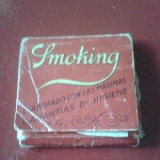 Papel de fumar: LIBRILLO PAPEL DE FUMAR 90'S SMOKING. Lote 39616023