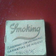 Papel de fumar: LIBRILLO PAPEL DE FUMAR 90'S SMOKING. Lote 39616048