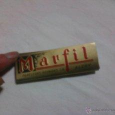 Papel de fumar: LIBRITO PAPEL DE FUMAR MARFIL . SIN EMPEZAR. Lote 41502236