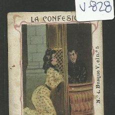 Cartina per sigarette: CROMO PAPEL DE FUMAR HIDALGUIA - LE CHIC PARISIEN- VER REVERSO- C. HIDALGO BARCELONA - (V-828). Lote 43842819