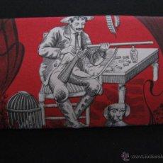 Papel de fumar: LIBRILLO DE PAPEL DE FUMAR EL CAZADOR ROJO. MIGUEL BOTELLA, ALCOY. Lote 46078876