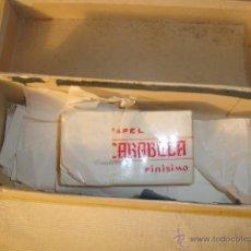 Papel de fumar: LOTE DE DE FUMAR TABACO CARABELA FINISIMO. Lote 45374379