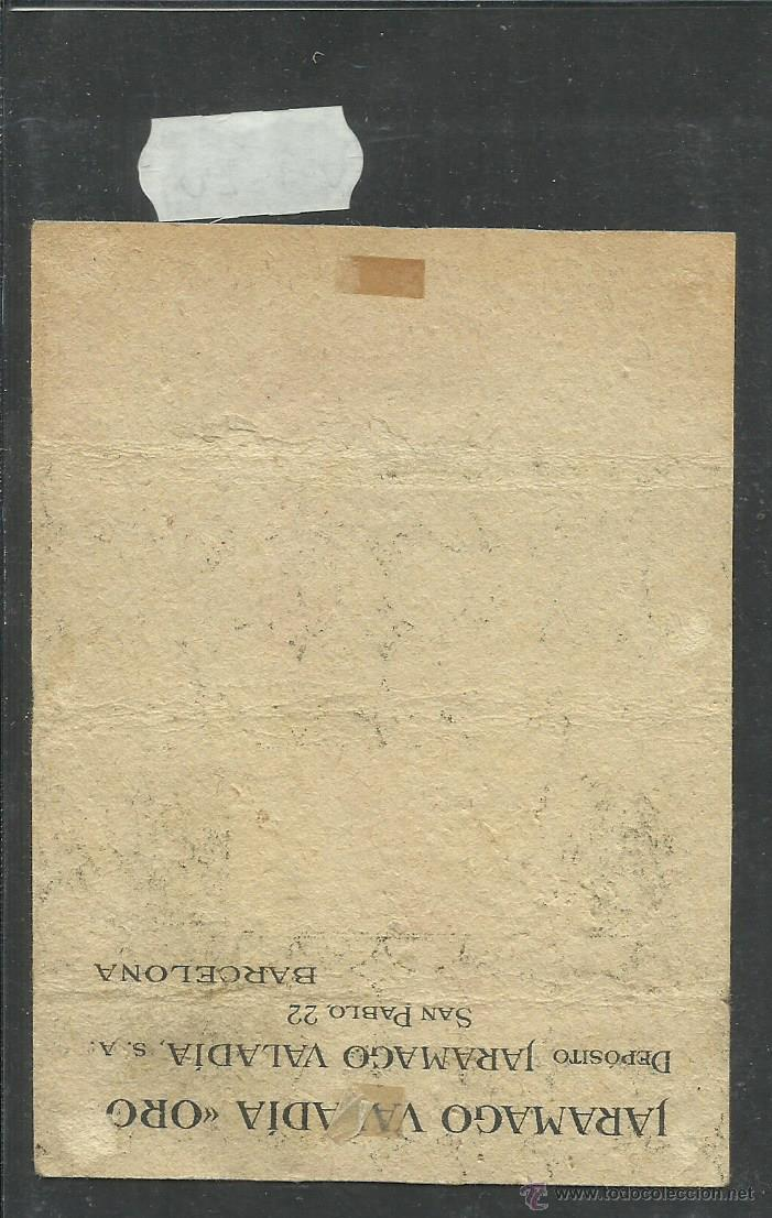 Papel de fumar: ENVOLTORIO PAPEL DE FUMAR - JARAMAGO - MED. 8 X 11 CM. -(V-1520) - Foto 2 - 46411076