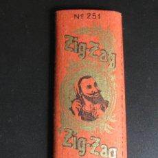 Papel de fumar: PAPEL DE FUMAR ZIG ZAG Nº251 50 CTS. Lote 46724434