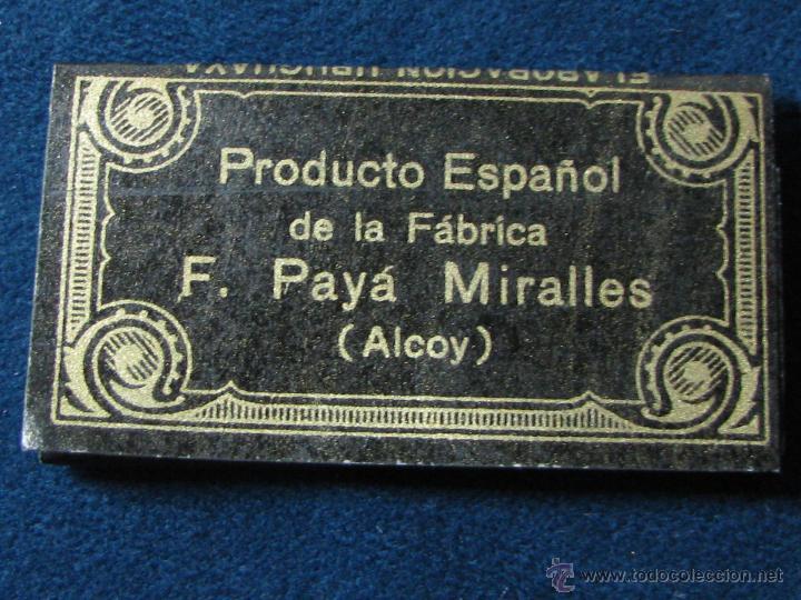 Papel de fumar: Papel de fumar Chevrolet de Paya Miralles Alcoy - Foto 2 - 110842678