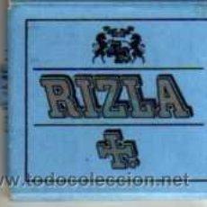 Papel de fumar: ANTIGUO PAPEL DE FUMAR RIZLA. Lote 48747783