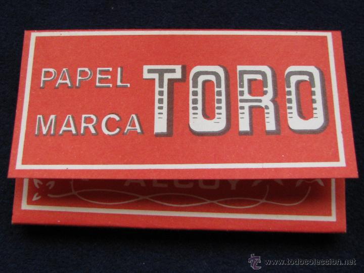 Papel de fumar: Papel de Fumar Toro fabricado en Alcoy para su exportación a Portugal - Foto 2 - 49426858